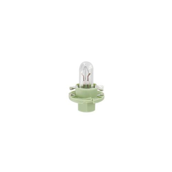 BAX pirn 12V OSRAM 2W BX8,4d Light Green